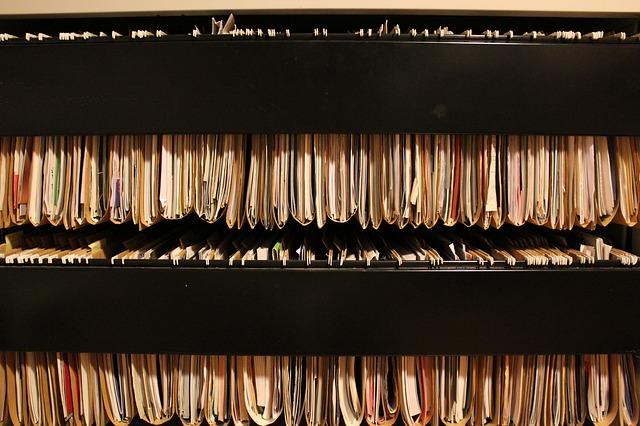 多くの研究が公刊されないまま、しまいこまれている。