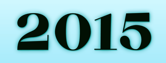 さようなら、2015年