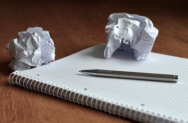 文章を分かりやすくするためには書き直しが重要である。