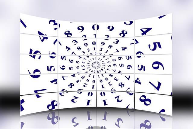 数を数える表現には様々なものがある。