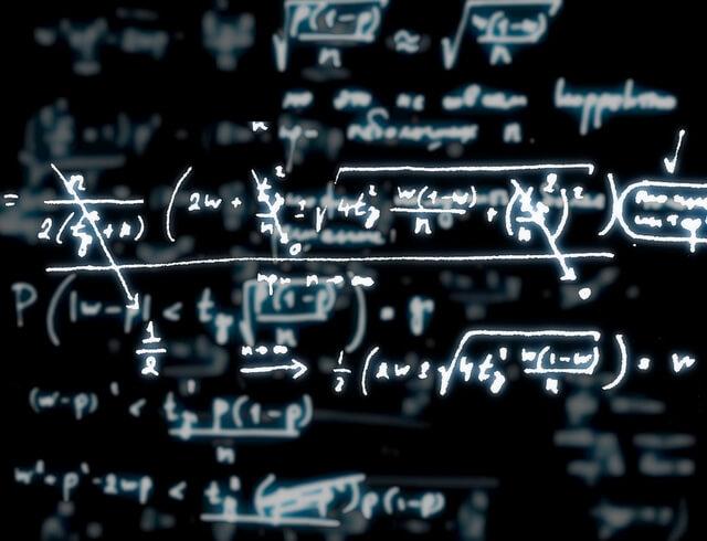 数式の多い論文は引用されにくい?