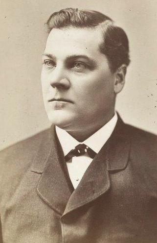 ヘンリー・H・ゴーリンジ (Henry Honeychurch Gorringe) の肖像写真