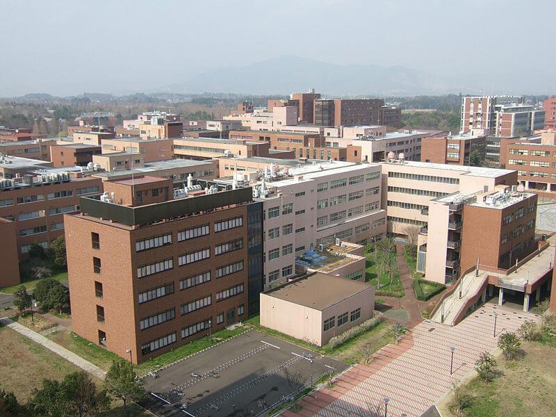 筑波大学筑波キャンパス